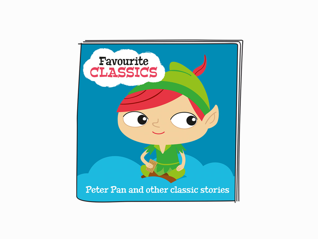 Tonies Favourite Classics - Peter Pan and other classic stories