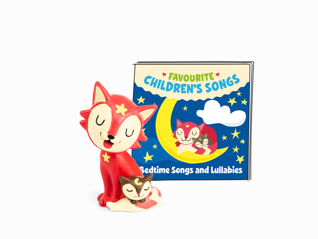 Tonies Favourite Children's Songs - Bedtime Songs and Lullabies