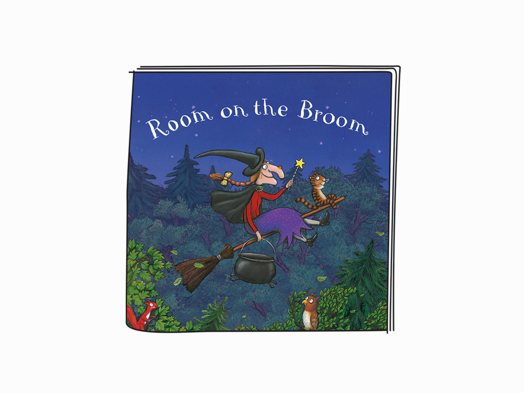 Tonies Room on the Broom