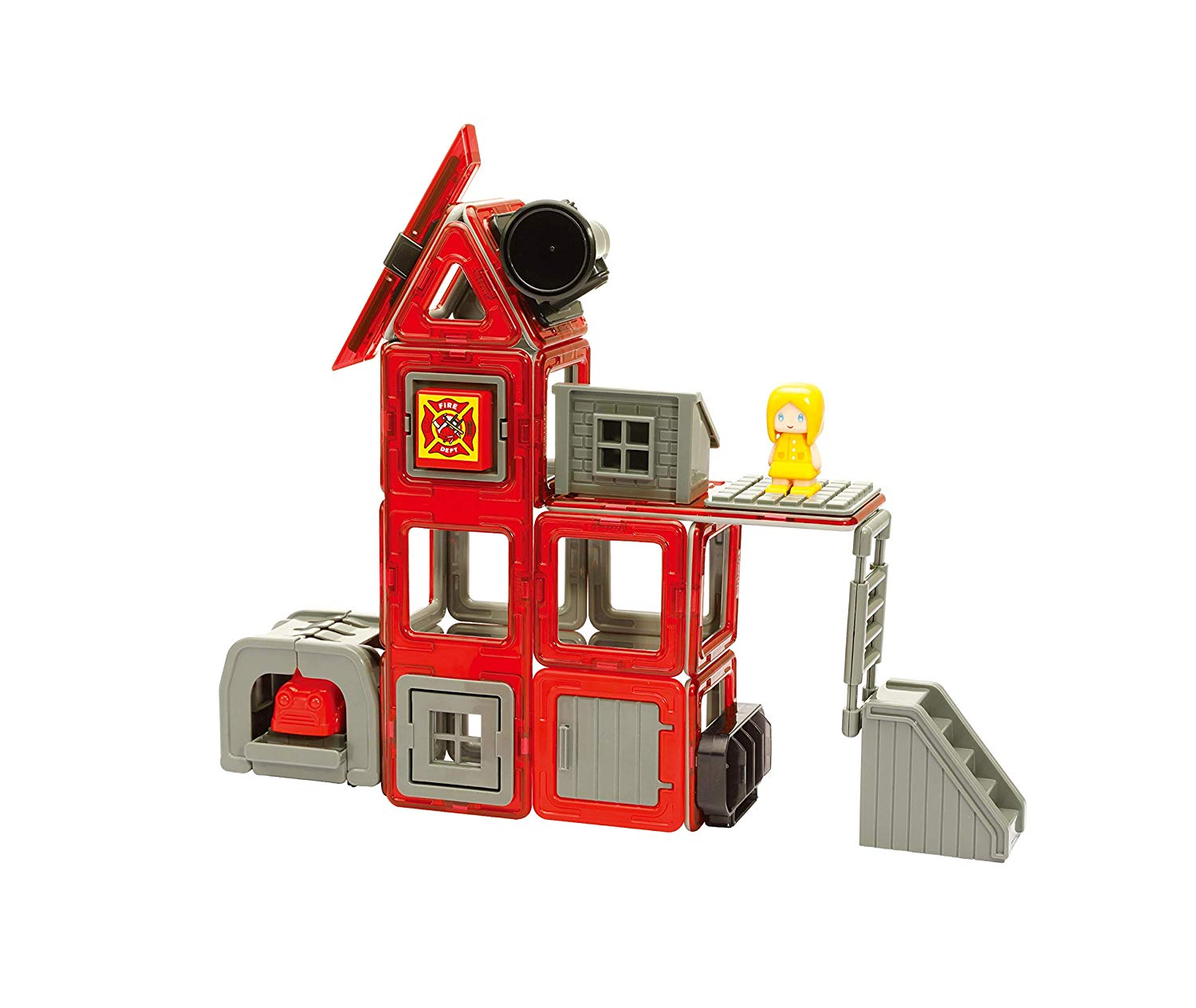 Magformers Amazing Rescue 50 Piece Set