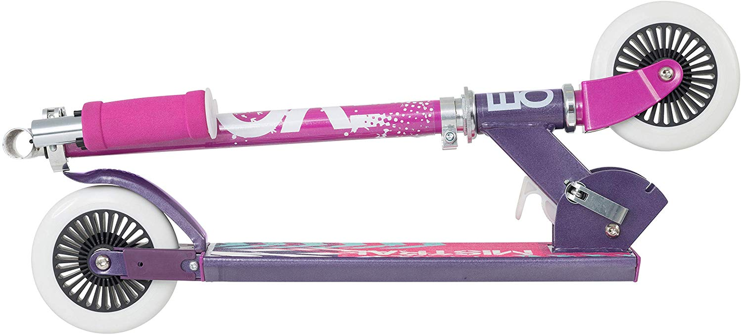 Evo Inline Scooter - Pink