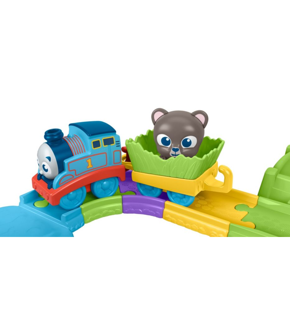 My First Thomas & Friends Bear Cub Set