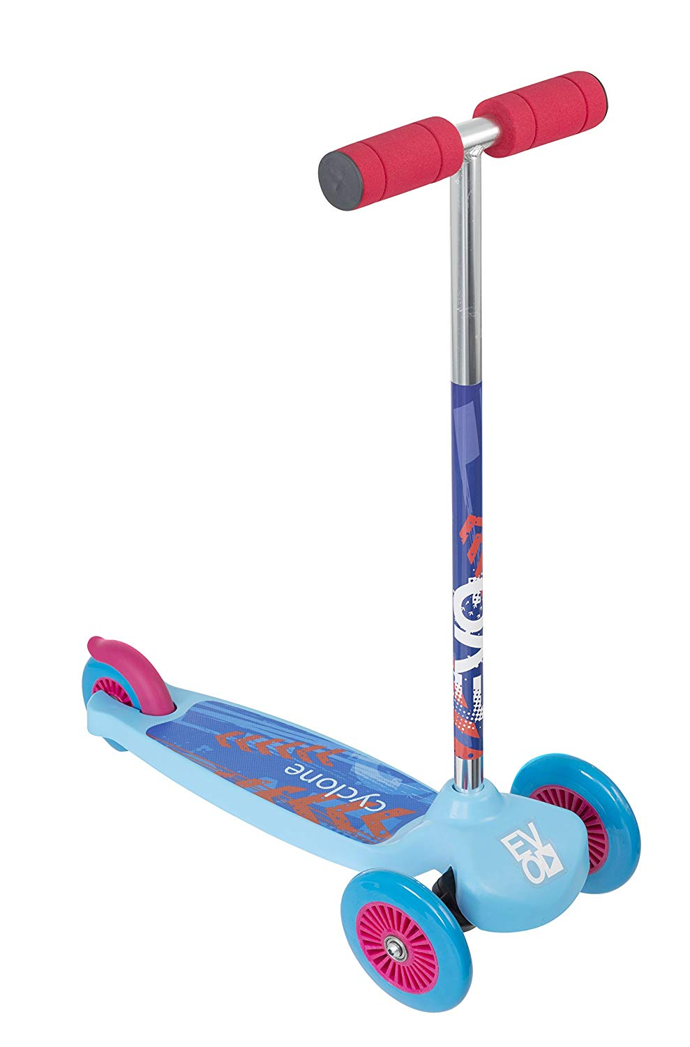 Evo Move n Groove Scooter - Blue