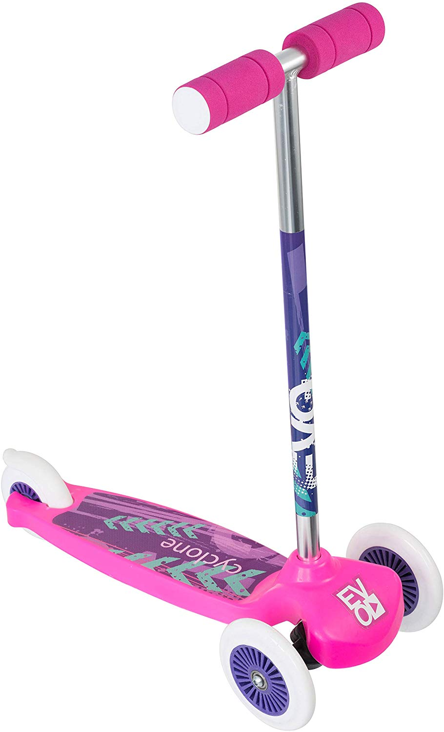 Evo Move n Groove Scooter - Pink