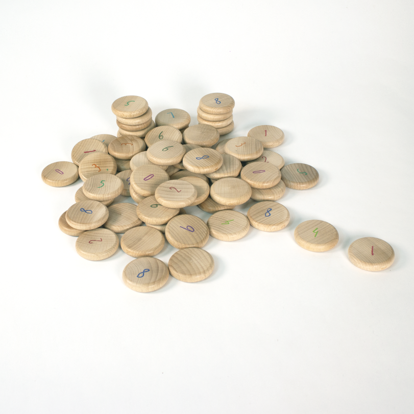 Grapat 60 Counting Coins