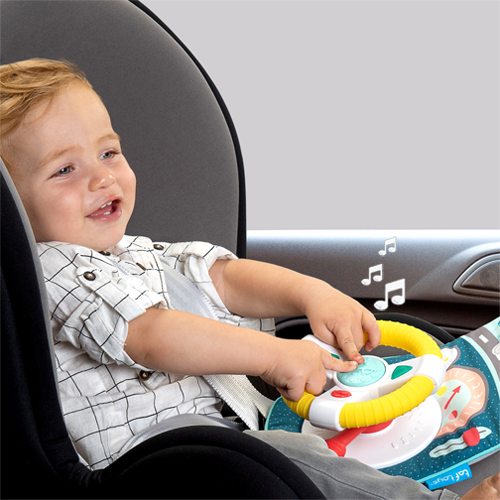 Taf Toys Koala Car Wheel Toy - Front Facing