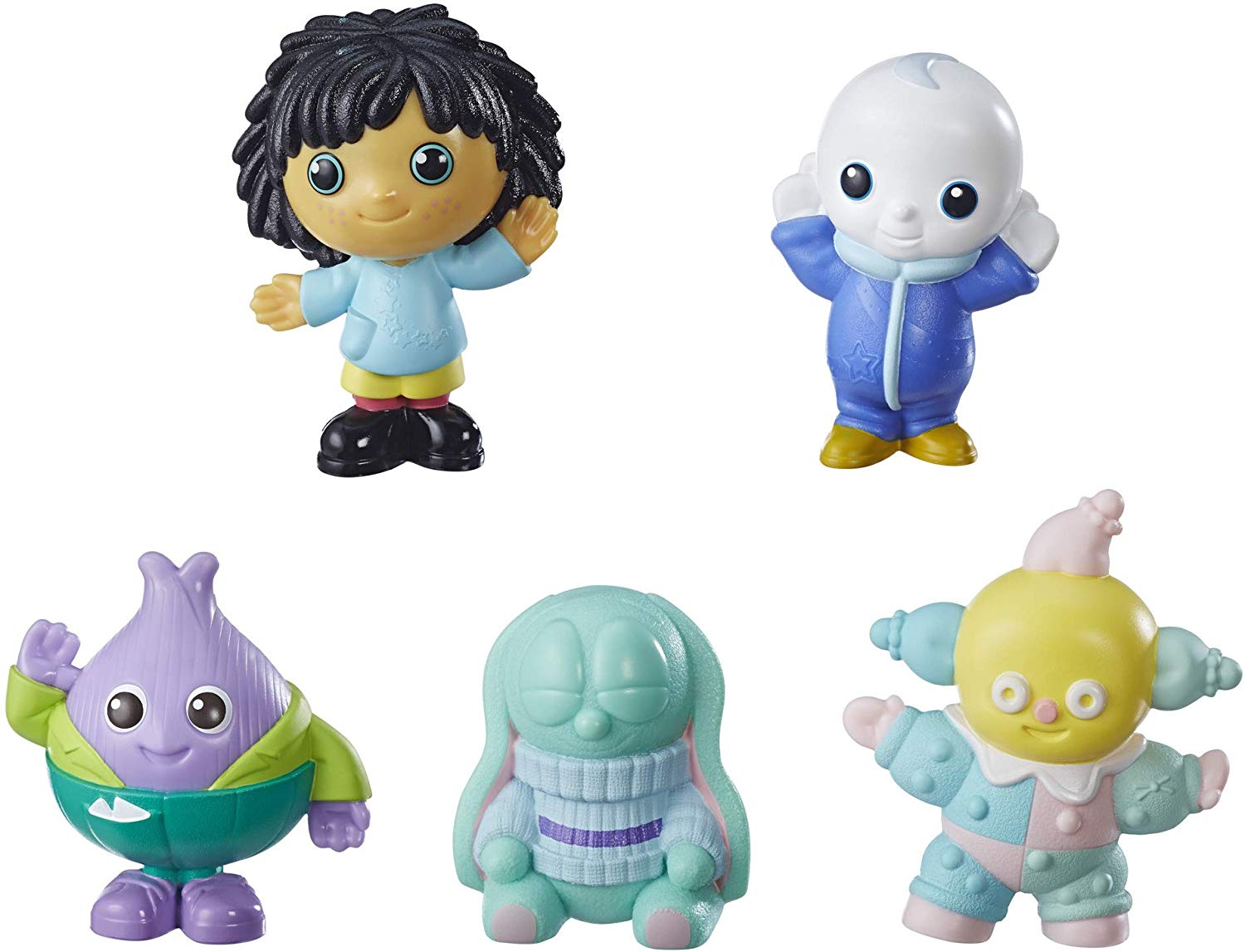 Moon And Me Friends - 5 Figure Pack