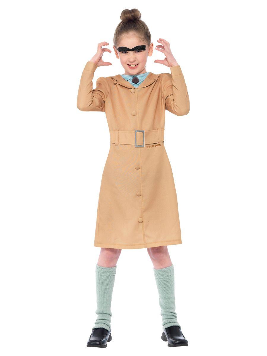 Smiffys Roald Dahl Miss Trunchbull Costume - Small