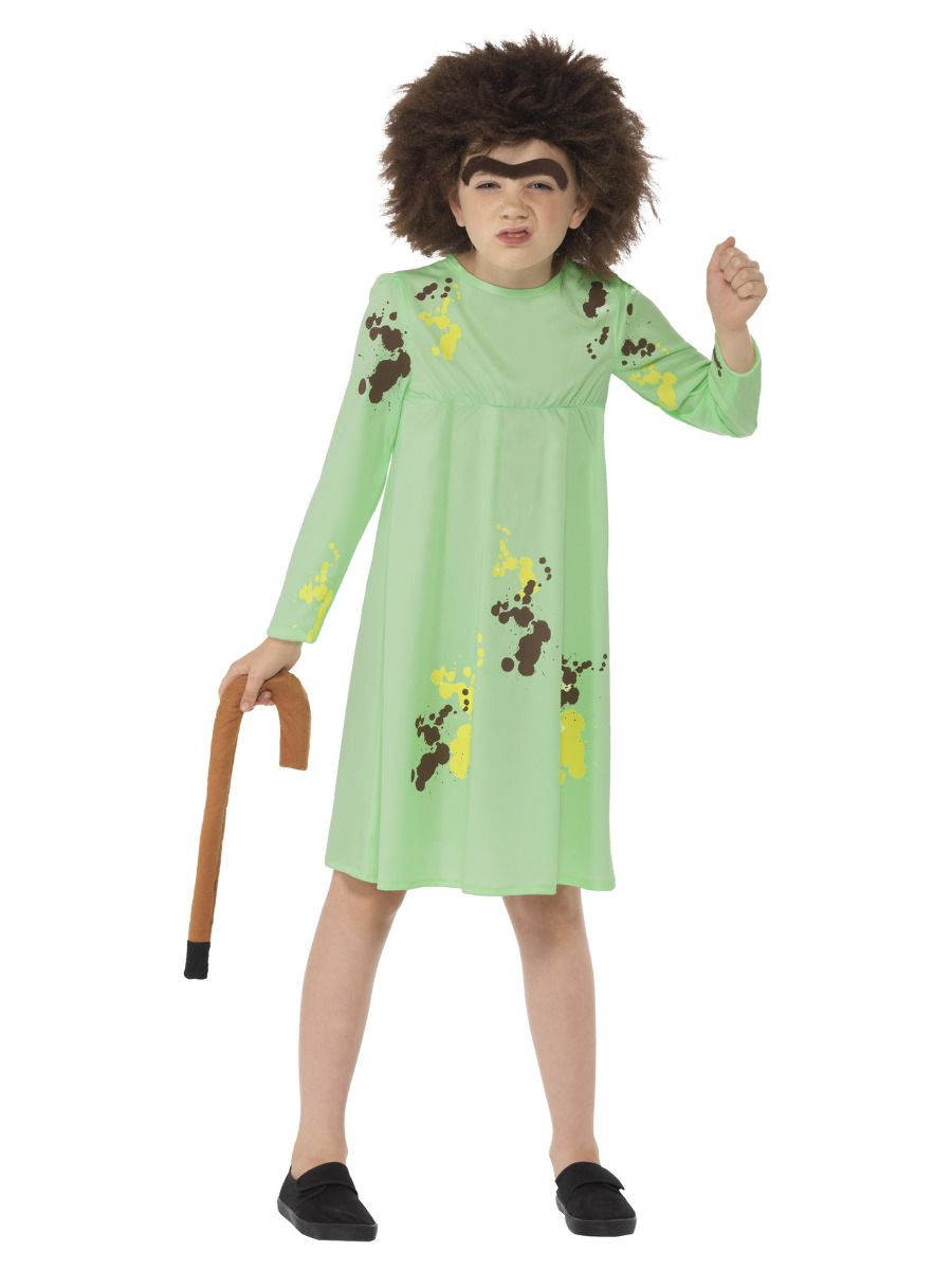 Smiffys Deluxe Roald Dahl Mrs Twit Costume - Medium