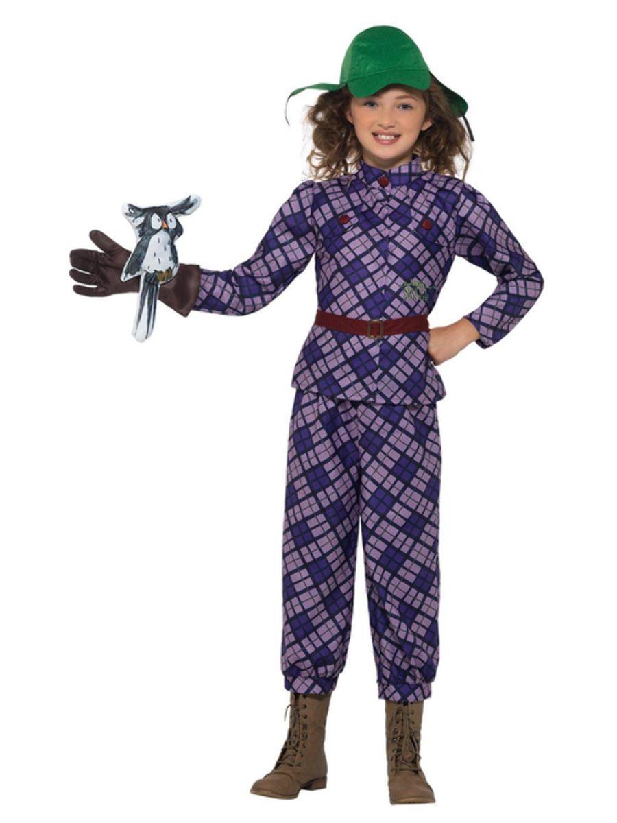 Smiffys David Walliams Deluxe Awful Auntie Costume - Medium