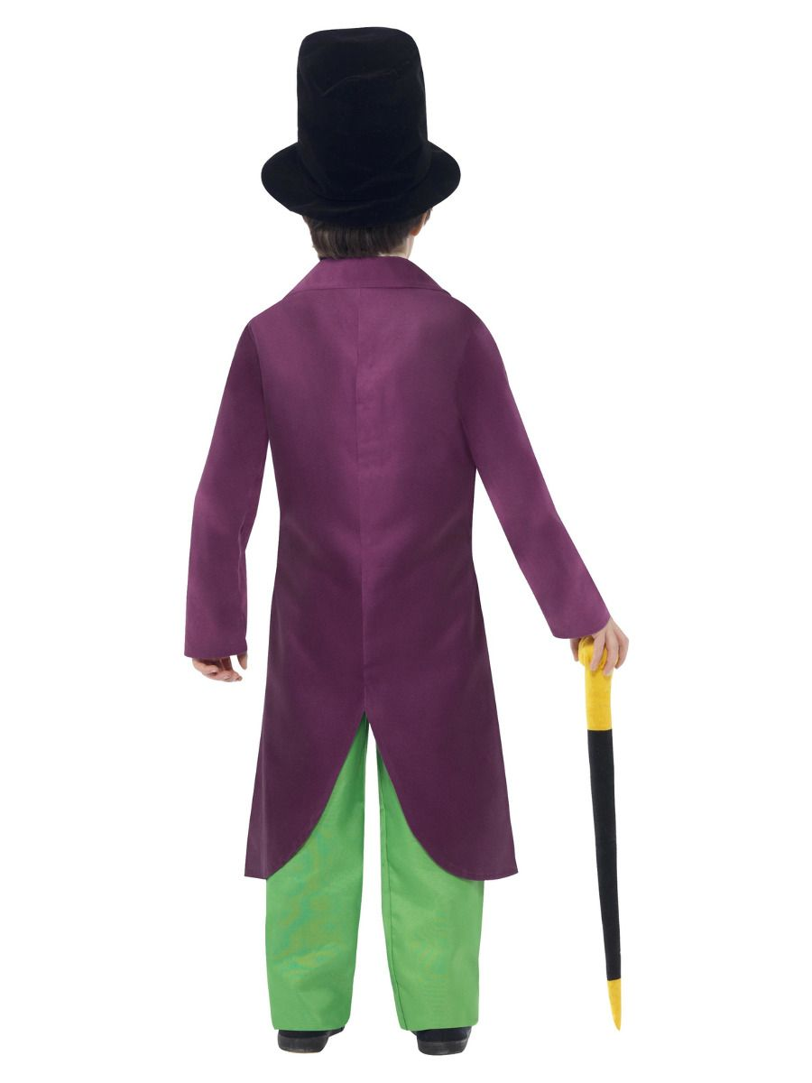 Smiffys Roald Dahl Willy Wonka Costume - Small
