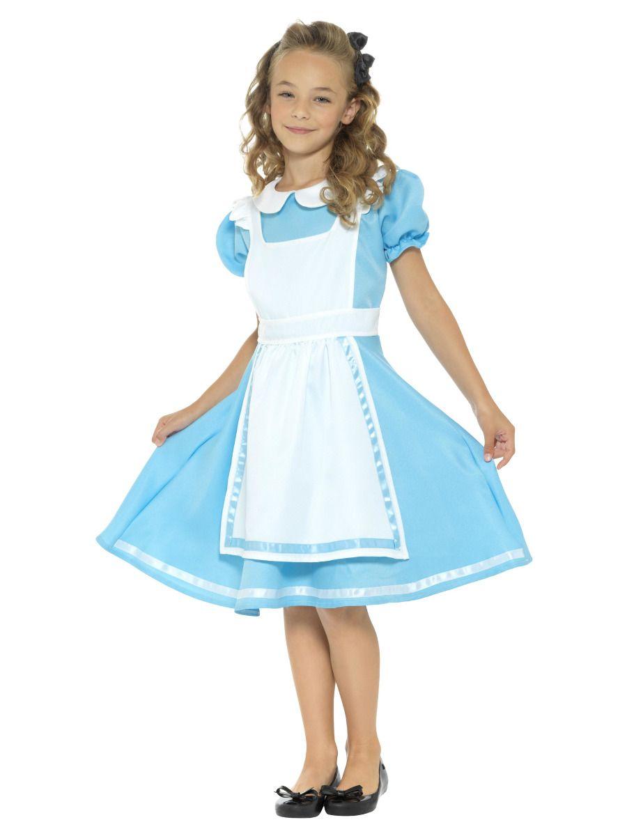 Smiffys Wonderland Princess Costume - Small