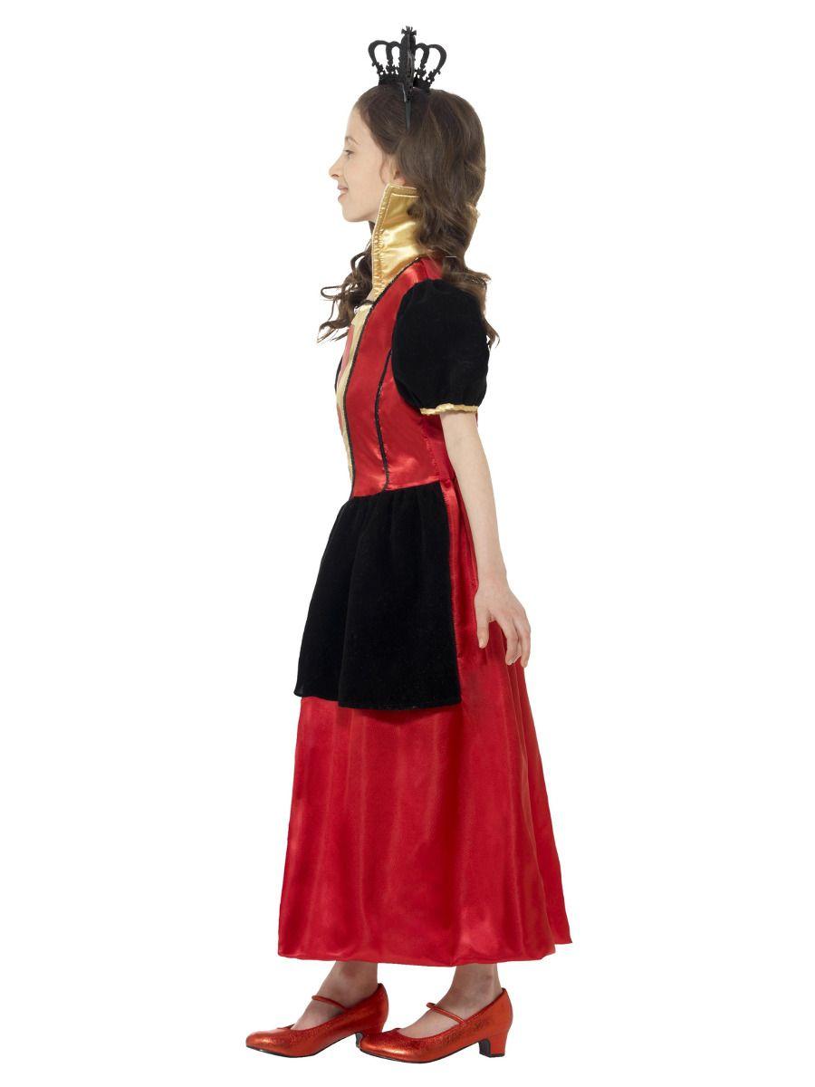 Smiffys Miss Hearts Costume - Small