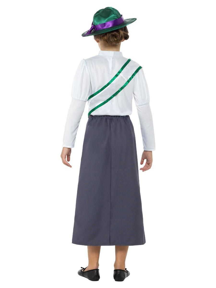 Smiffys Victorian Suffragette Costume - Medium