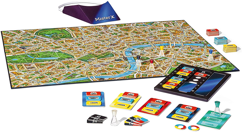Ravensburger Scotland Yard Family Strategy Board Game